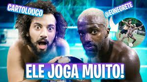 CARTOLOUCO & GUERRA DE ÁLCOOL - YouTube