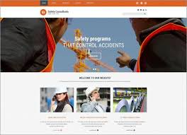 Consultancy Template Free Download Search 100 Responsive Police Fire Security Service Website