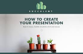 Presentation Maker For Business Marketing Keynotes Piktochart