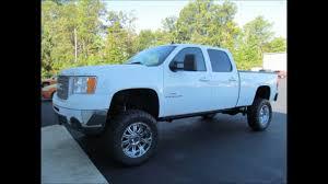 2008 GMC Sierra 2500 Diesel Lifted Truck For Sale - YouTube