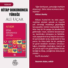 """Ahbap Kitap - KİTAP DOKUNUNCA YÜREĞE - Ali Uçar """"Eğer..."""