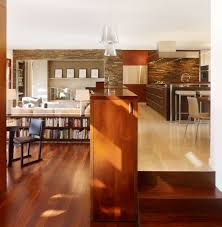 Split Level Living Room Split Level Entry Kitchen Contemporary With Sunken Living Room