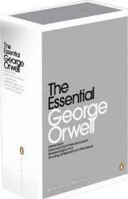 the essential orwell boxed set george orwell  the essential orwell boxed set animal farm down and out in paris and london nineteen eighty four shooting an elephant and other essays