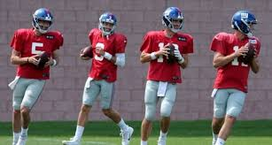 Giants Depth Chart 2018 After Eli Manning The Giants Qb Depth Chart Is Up In The Air