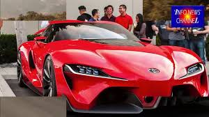 2018 toyota ft 1.  2018 2018 toyota ft1 review and toyota ft 1