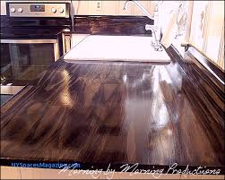 amazing wood plank kitchen countertops muruga