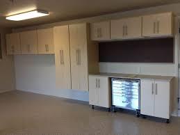 Floor To Ceiling Garage Cabinets Charlotte Garage Cabinets Ideas Gallery Total Garage Inc