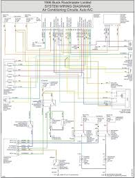 1994 buick lesabre wiring diagrams wiring diagram 1996 buick roadmaster limited system wiring diagram blower motor module and control assembly small medium