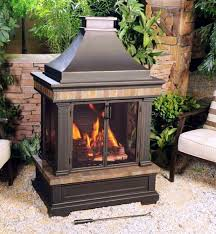 prefab outdoor fireplaces portable