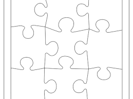 Puzzle Piece Template Impressive Printable Puzzle Piece Tomburmoorddinerco