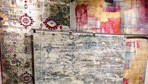 new from capel rugs is the fuego collection designs at las vegas market