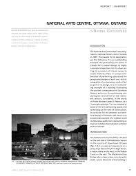 National Arts Centre Southam Hall Seating Chart National Arts Centre Ottawa Ontario