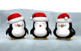 animated christmas penguins. Perfect Penguins Cute Animated Christmas Penguins  Photo9 Intended Animated Christmas Penguins H