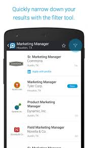 linkedin job search for android