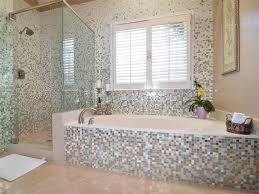 Mosaic Tiles In Bathrooms Ideas Best Ideas About