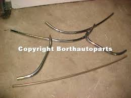 used cars parts by make buick borth used autoparts 1954 buick windshield chrome century special 120 00