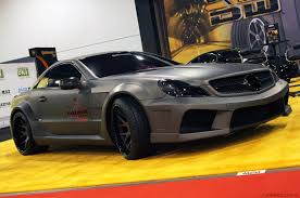Mercedes-Benz SL65 AMG Black Series by Platinum Motorsports - Photos