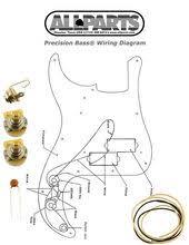 jazz bass pots wire wiring kit for fender jazz bass diagram no new precision bass pots wire wiring kit for fender p bass guitar diagram