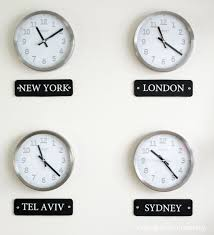 cool office clocks. Captivating World Clocks Wall Time Zone For Office Silver And White Round Clock Cool
