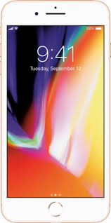apple iphone 8 gold. apple - iphone 8 plus 256gb gold (at\u0026t) front_zoom iphone h