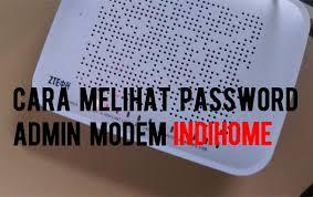 After typing your username and password, press enter. Cara Melihat Password Admin Modem Indihome Yang Berubah Zte F660 Ahmad S Site