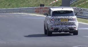 2018 land rover sport svr. exellent 2018 2018 range rover sport svr facelift laps nurburgring with land rover sport svr