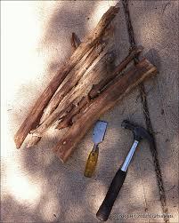 diy driftwood tutorial from craftiments com