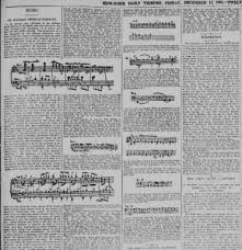 dvorak and the song of hiawatha music race identity and  krehbiel wrote an extensive analysis and explanation of the new world symphony in the daily publication of the new york tribune in the article he seems to