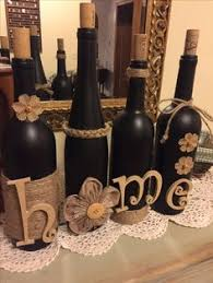 Home Decor With Wine Bottles Wine bottle craft diy home decor Pinterest Wine bottle 54