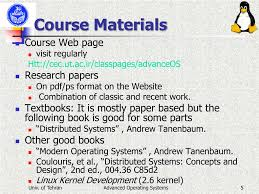Distributed Operating Systems Concepts And Design Pdf Download Ppt Advanced Operating Systems Powerpoint Presentation