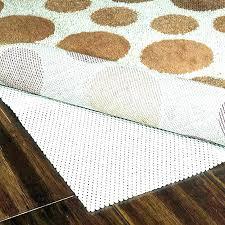 non skid rug pad non slip area rug pad ding no slip rug pad for carpet