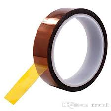 2019 Heat Resistant Tape 20mm X100ft Heat Resistant <b>Kapton</b> ...