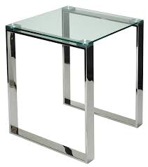 mesmerizing glass end tables inspiration apply to our house nice furniture chrome end glamorous with