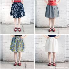Skirt Patterns With Pockets Enchanting Tutorial Perfect Summer Skirt With Pockets RedHandled Scissors