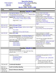 Itinerary Travel Template Free Itinerary Templates To Perfectly Plan Your Trips Travel Plans
