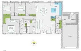 Plan Maison 140m2 Plain Pied Great Plan Maison Neuve Construire Construire Topic