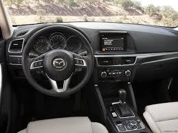 2016 Mazda CX-5 - Interior | HD Wallpaper #27