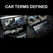 Car Audio Terms Defined: What does <b>DIN</b>, Double <b>DIN</b> and LOC ...