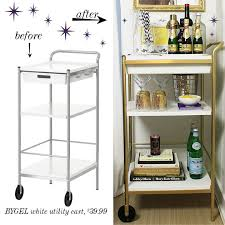 The Ikea Bar Cart Redux - Rene Reardin
