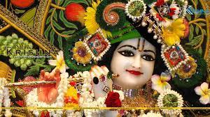 Shri Krishna HD Wallpaper - Krishna ...