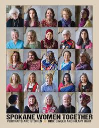 Spokane Women Together: Portraits and Stories by Rick Singer and Hilary Hart  | Blurb Books