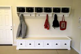Coat Rack Solutions GaragestoragesolutionsGarageAndShedContemporarywithbench 10