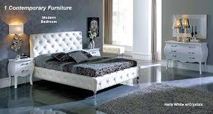 Crystal Bedroom Furniture Designs
