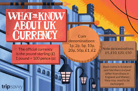 Know Before You Go A Travelers Guide To Uk Currency