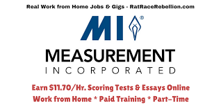 earn hr scoring tests at home paid training real work  scoring tests at home paid training