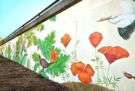 my first outdoor wall art in exterior metal nz best designs for outdoor wall art