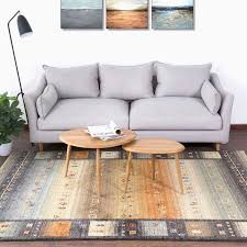Wohnzimmer Teppich Grau Design Worauf Sie Achten Sollten