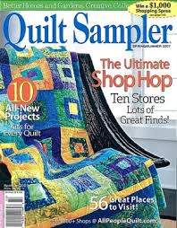 Quilt Sampler Magazine Spring/Summer 2007 - CArriage Country Quilts & Quilt Sampler Magazine Spring/Summer 2007 Adamdwight.com