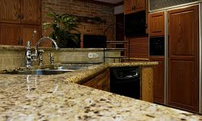 ... New Kitchen Countertops Excellent With Picture Of New Kitchen Painting  In ...