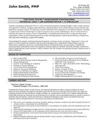 A Professional Resume Template For A Financial Manager Want It In